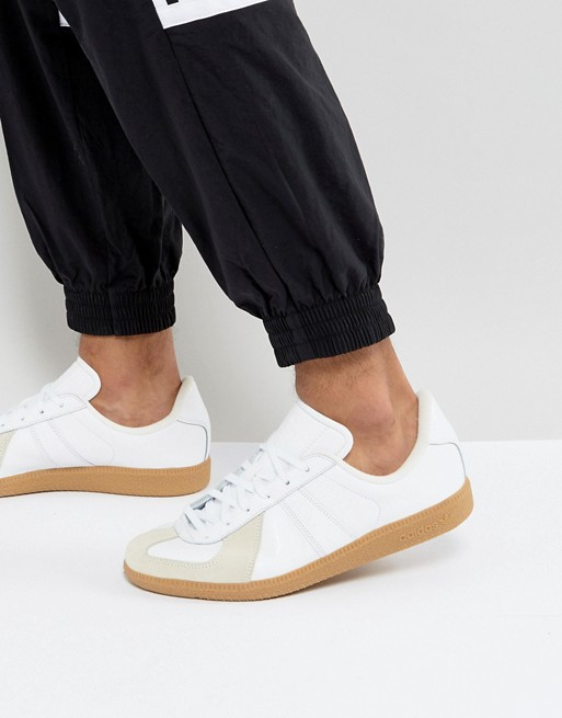 purchase cheap e4818 8244b adidas Originals BW Army Sneakers In White BZ0579  ASOS
