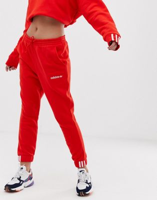 adidas Originals - Coeeze - Pantalon de jogging - Rouge