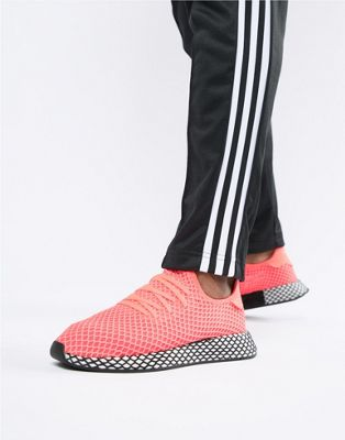 adidas Originals Deerupt Sneakers In Pink B41769