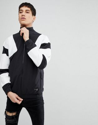 adidas Originals EQT Retro Track Jacket In Black CE2234