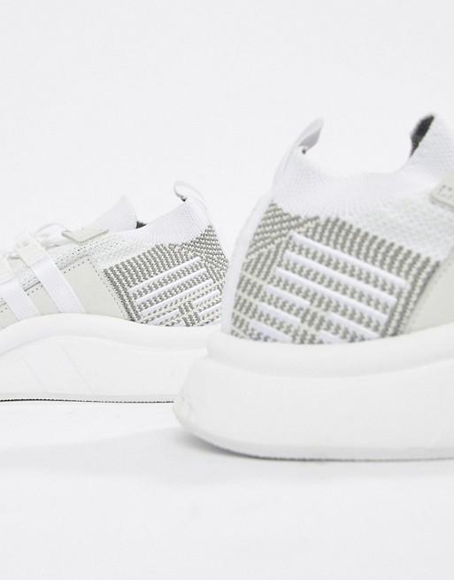 Adidas Originals - Eqt Support Mid Adv Baskets Blanc Cq2997