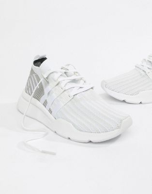 adidas Originals EQT Support Mid ADV Sneakers In White CQ2997