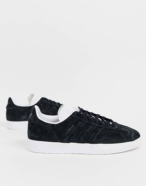 finest selection e9681 f6945 adidas Originals gazelle and stitch unisex trainers