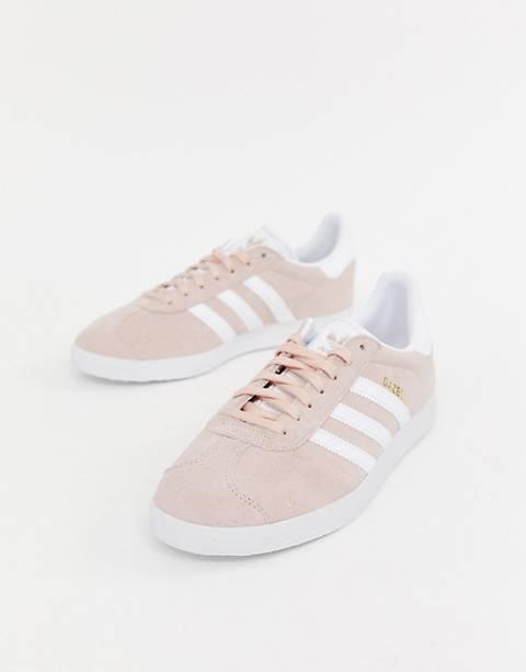 adidas Originals - Gazelle - Baskets - Rose