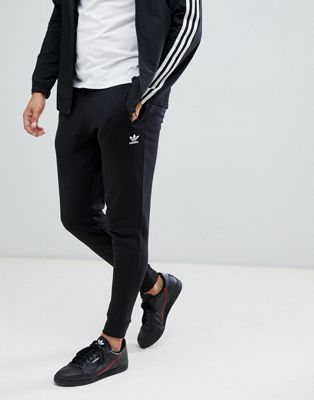 adidas Originals Jersey Joggers In Black DN6009