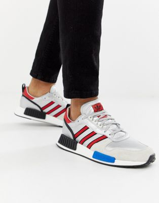 adidas Originals – Never Made Rising Star Limited edition – Sneaker in Silber