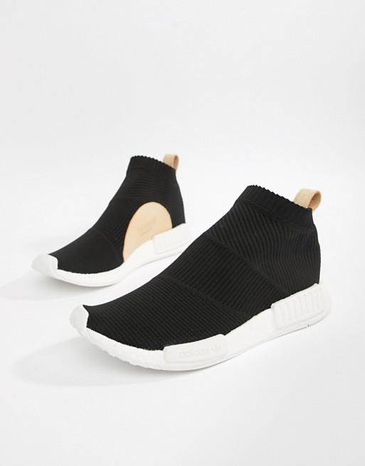 NMD Originals schwarz Schwarze Sneaker PK CS1 AQ0948 adidas zvqUZwxq