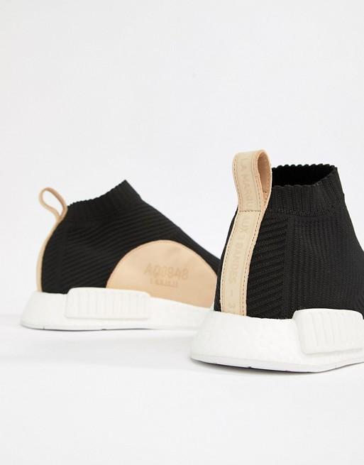 Originals Schwarze Sneaker adidas PK schwarz CS1 AQ0948 NMD dxXxzAnwZ