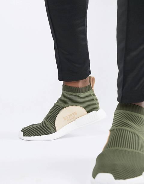 adidas Originals NMD_CS1 PK Sneakers In Green B37638