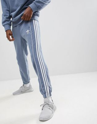adidas Originals Nova Retro Joggers In Grey CE4810