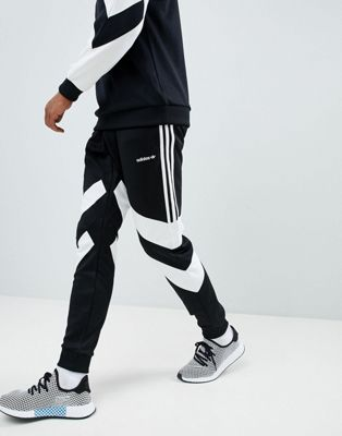 adidas Originals Palmerston Joggers In Black DJ3457