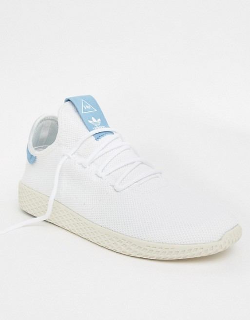 Pharrell Originals HU weiß adidas Williams Sneaker CQ2167 Weiße x5waBOdBq