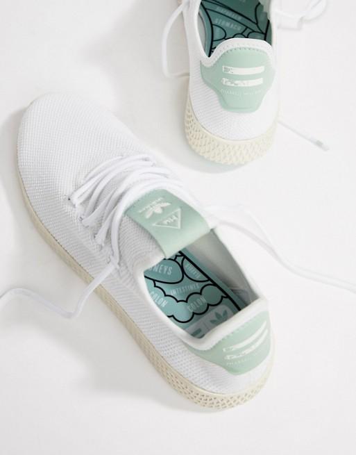 Baskets Cq2168 Tennis Originals Hu Williams Pharrell Adidas Blanc vN8wOnm0
