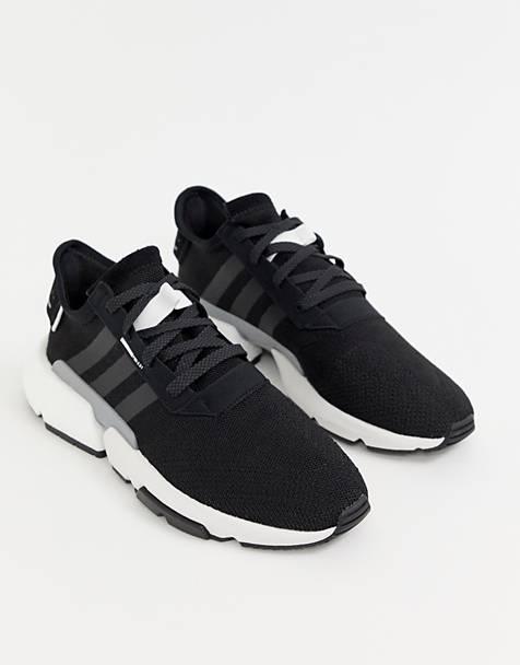 the best attitude 463cd 0b468 adidas Originals – POD-S3.1 – Svarta sneakers BD7737