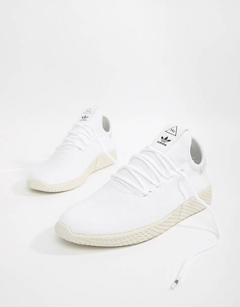0f3139626052 adidas Originals PW Tennis HU Sneakers In White