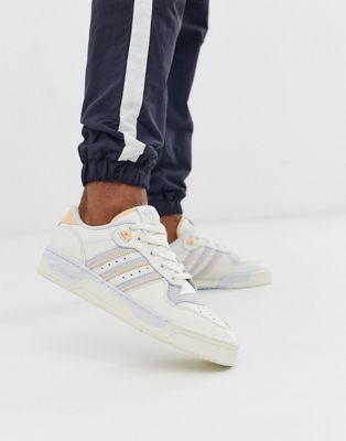 adidas Originals - Rivalry - Baskets basses - Blanc