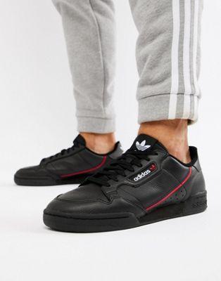 adidas Originals - Sneakers uit de jaren 80 in zwart B41672