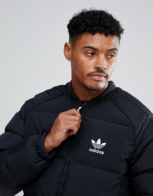 Adidas Originals Superstar Run Jacket Black | Adidas