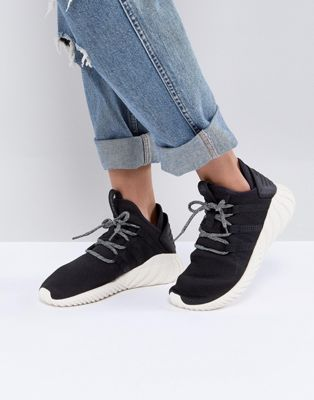 adidas Originals - Tubular Dawn - Baskets - Noir