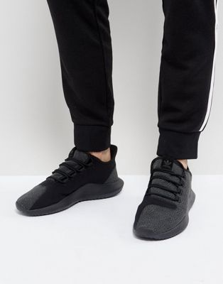 adidas Originals Tubular Shadow Trainers In Black BY4392