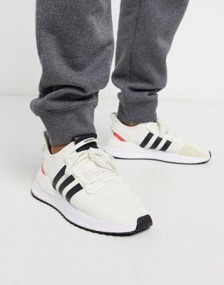 adidas Originals – U-Path Run – Vita löparskor