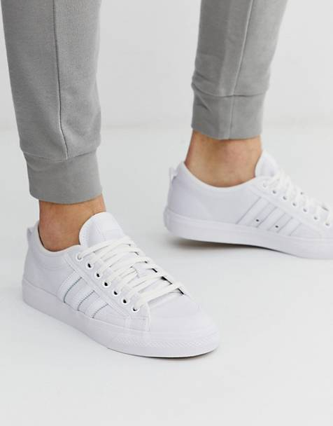 promo code d25be 8649c adidas Originals Unisex Nizza Trainer