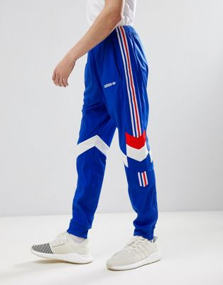 adidas Originals Vintage Tapered Joggers In Blue CE4854