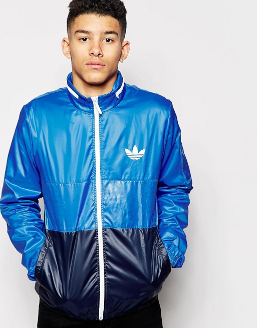 adidas originals jacket windbreaker