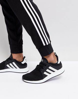 adidas Originals X PLR Sneakers In Black CQ2405