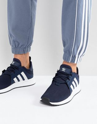 adidas Originals X PLR Sneakers In Navy CQ2407