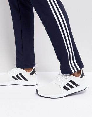 adidas Originals X PLR Sneakers In White CQ2406