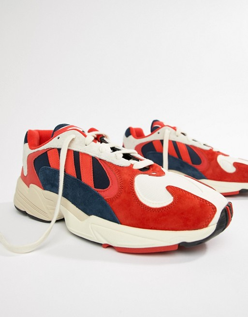 adidas Originals Yung 1 Baskets Blanc B37615