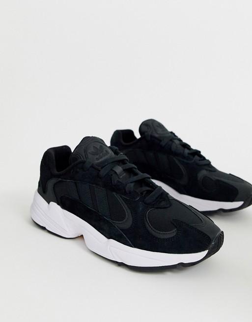Afbeelding 1 van adidas Originals - Yung 1 Sneakers