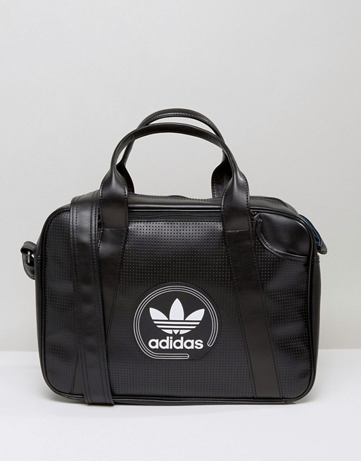 Image 1 of Adidas Perforated Airliner Bag 67699de92f0bb