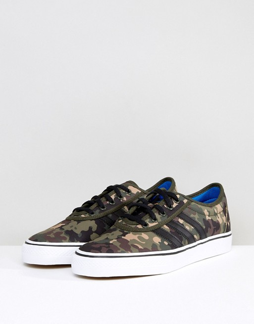 adidas Skateboarding Adi Ease Baskets motif camouflage BY4034