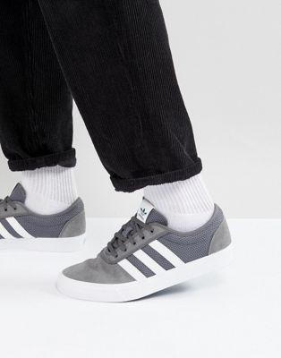 adidas – Skateboarding Adi-Ease – Graue Sneaker, CQ1063