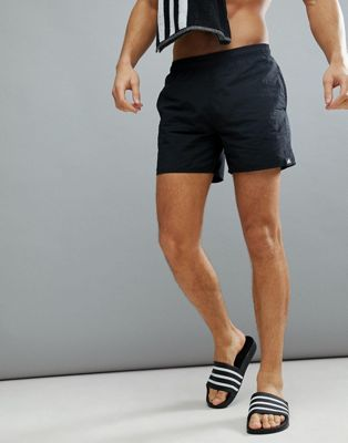 adidas Swim Shorts In Black CV7111