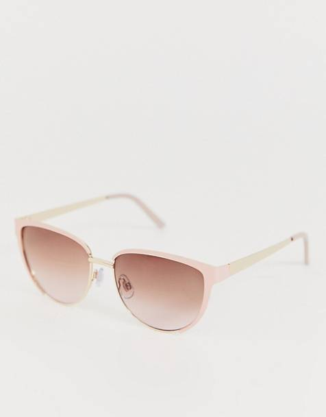 AJ Morgan round sunglasses in pink