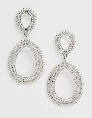 ALDO Statement Teardrop Earrings