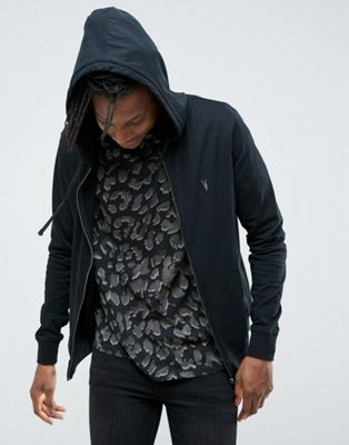 AllSaints hoodie with logo
