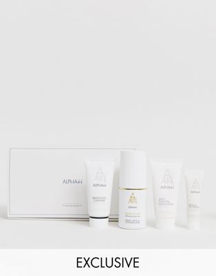 Image 1 of Alpha-H ASOS Exclusive Concentrated Skincare Sampler Kit