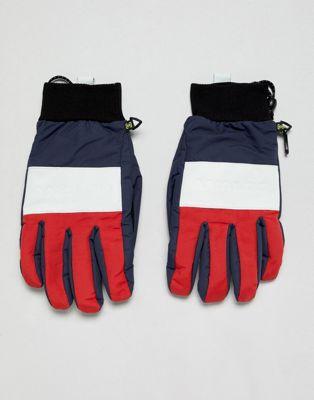 Analog - Bartlett - Handschoenen in blauw