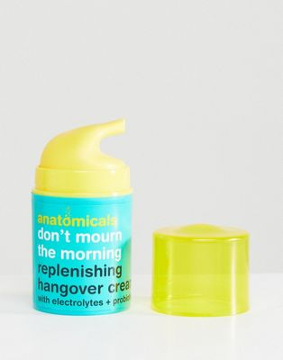 Anatomicals Don't Mourn the Morning Hangover Moisturizer 50ml
