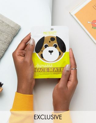 Animal Sheet Masks - Dog