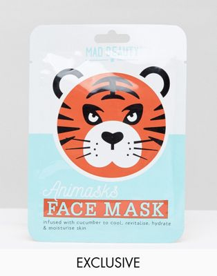 Animal Sheet Masks - Tiger