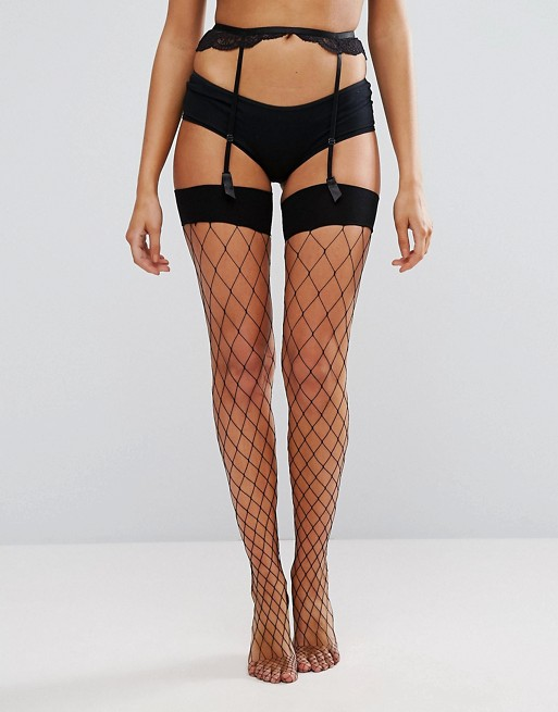 Image 1 of Ann Summers Large Fishnet Stocking