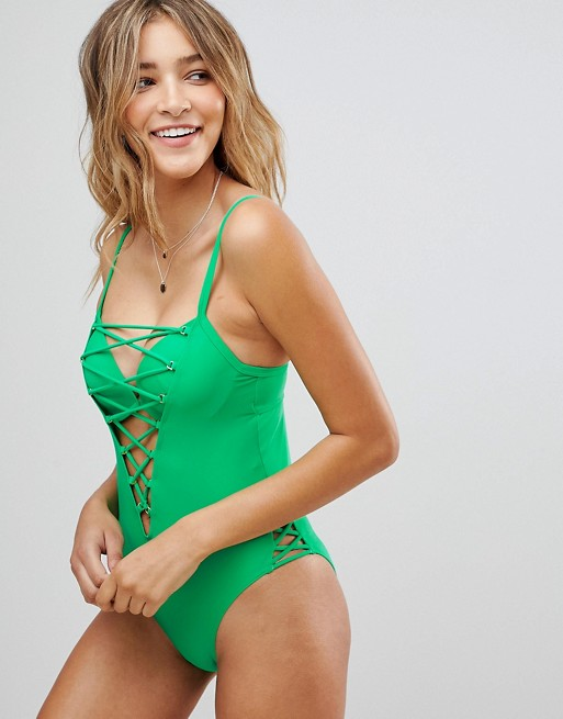 Image 1 of Ann Summers Riviera Swimsuit