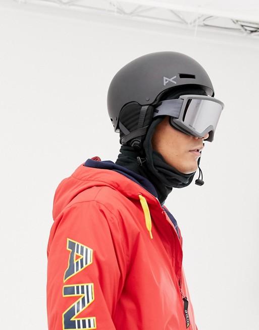 Anon Raider - Casque femme pour le ski - Noir