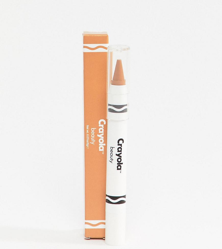 Se Ansigtscrayon fra Crayola - Caramel-Neutral ved Asos