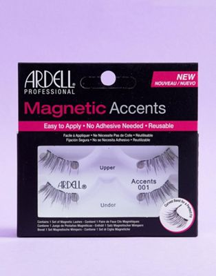 Ardell Magnetic Lashes Natural Accents 001